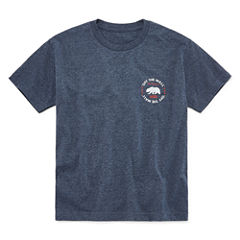 Vans Short Sleeve T-Shirt-Big Kid Boys