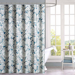 Madison Park Lira Cotton Shower Curtain
