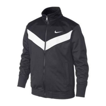 Nike Zip-Front Track Jacket
