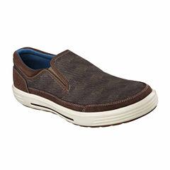 Skechers Compen Mens Slip-On Shoes