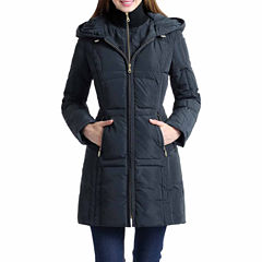 Whitney Water Resistant Puffer Down Coat