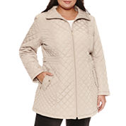 Gallery Quilted Jacket-Plus