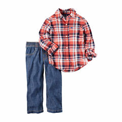Carter's Pant Set Baby Boys
