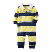 Carter's Long Sleeve Romper - Baby