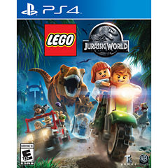 Lego Jurassic World Video Game-Playstation 4