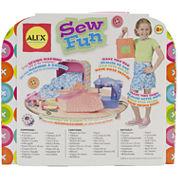ALEX TOYS® Sew Fun Sewing Machine Kit