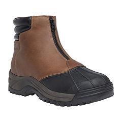 Propet® Blizzard Mens Mid Zip Boots