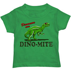 Boys Dino-Mite Graphic T-Shirt - Toddler 2T-5T