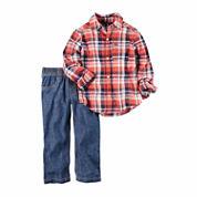 Carter's Boys Pant Set-Toddler
