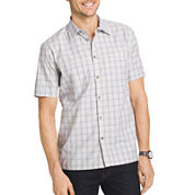 Van Heusen® Short-Sleeve Traveler Utility Shirt