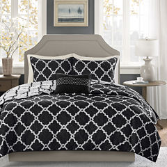 ALAMEDA 4PC FULL/QUEEN COVERLET SET