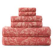 Royal VelvetFlorence Scroll Bath Towel Collection