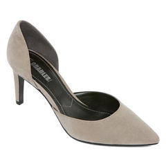 Style Charles Lisa Pointed-Toe Pumps