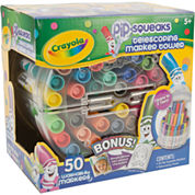 Crayola® Pip Squeaks Washable Telescoping Marker Tower