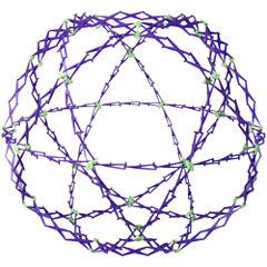 Hoberman® Mini Glow-in-the-Dark Sphere