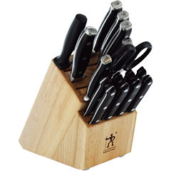 J.A. Henckels Forged Premio 17-pc. Knife Set