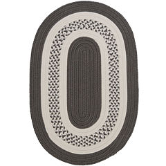 Colonial Mills® Lighthouse Reversible Braided Indoor/Outdoor Oval Rug