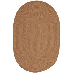 Colonial Mills® Timberline Reversible Braided Oval Rug
