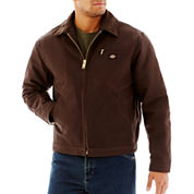 Dickies® Mid-Weight Blanket-Lined Duck Jacket
