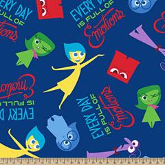Disney Pixar Everyday Emotion Cotton Fabric