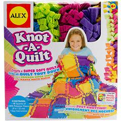 ALEX TOYS® Knot A Quilt Kit