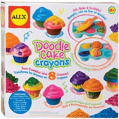 ALEX TOYS® Doodle Cake Crayons Kit