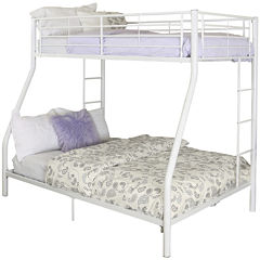 Pearson Twin-Over-Full Bunk Bed