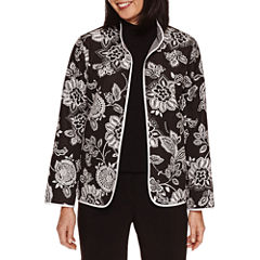 Alfred Dunner City Life Quilted Jacket