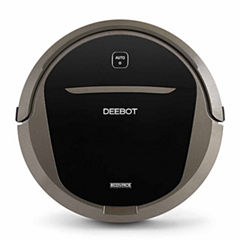 Ecovacs DEEBOT DM81 Multi-Surface Floor-Cleaning Robot with Advanced Wet/Dry Mop