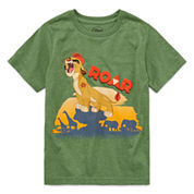 Disney Lionguard Graphic T-Shirt-Big Kid Boys