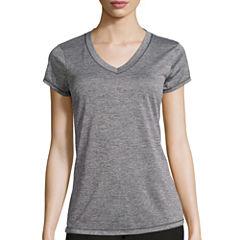 Xersion™ Short-Sleeve Melange Tee - Tall