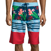 Burnside® Paradise Swim Trunks