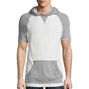 Arizona Short Sleeve Cotton Hoodie