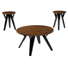 Signature Design by Ashley ® Ingel 3-pc Occasional Table Set