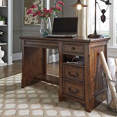 Signature Design By Ashley® Woodboro Home Office Lift Top Desk
