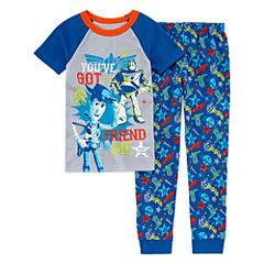 Disney Cars SL Pant Pajama Set Boys