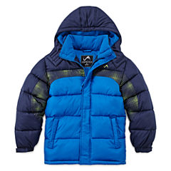 Vertical 9 Puffer Jacket - Preschool Boys 4-7