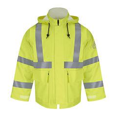 Bulwark® High Visibility Rain Jacket