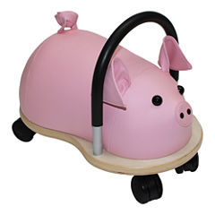 Prince Lionheart® Wheely Pig® Ride-On Toy