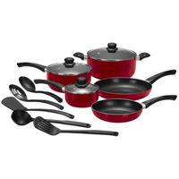 Cooks 13-Piece Essential Aluminum Nonstick Cookware Set