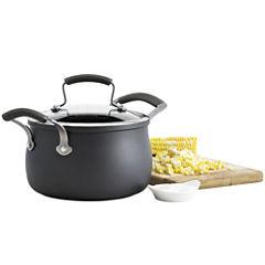 Epicurious® 3-qt. Hard-Anodized Soup Pot with Lid