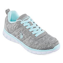Us Polo Assn. Womens Oxford Shoes