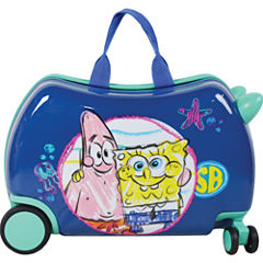 Sponge Bob Cruizer Friends Spongebob Hardside Luggage