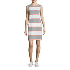 Liz Claiborne Sleeveless A-Line Dress