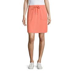 Liz Claiborne A-Line Skirt