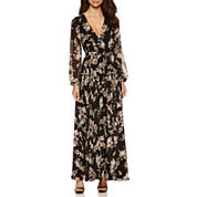 Renn Long Sleeve Maxi Dress