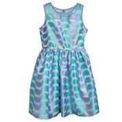 Marmellata Sleeveless Fit & Flare Dress - Big Kid