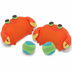 Melissa & Doug® Clicker Crab Toss & Grip