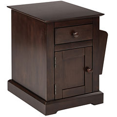Colette 1-Drawer End Table