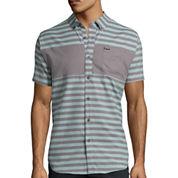 Zoo York® Conductor Short-Sleeve Woven Shirt